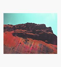 Rainbow Mountain - Brod, Kosovo Photographic Print