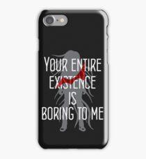 Izuru Kamukura iPhone Case/Skin