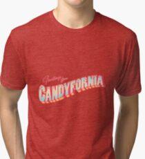 candyfornia retro - katy perry Tri-blend T-Shirt