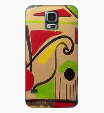 Shapes - Parks and Recreation Case/Skin for Samsung Galaxy