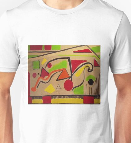 Shapes - Parks and Recreation Unisex T-Shirt