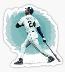 Ken Griffey Jr. Sticker