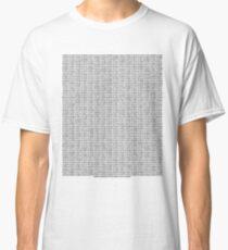 Binary Code Classic T-Shirt