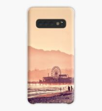 Santa Monica Beach  Case/Skin for Samsung Galaxy