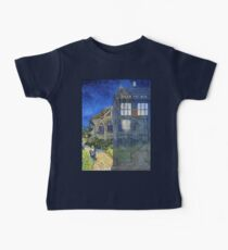 Dr., Van Gogh and the Church at Auvers Kids Clothes