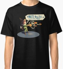 "The wizard casts ""Magic Missile"" Classic T-Shirt"