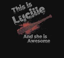 lucille isi awesome  Unisex T-Shirt
