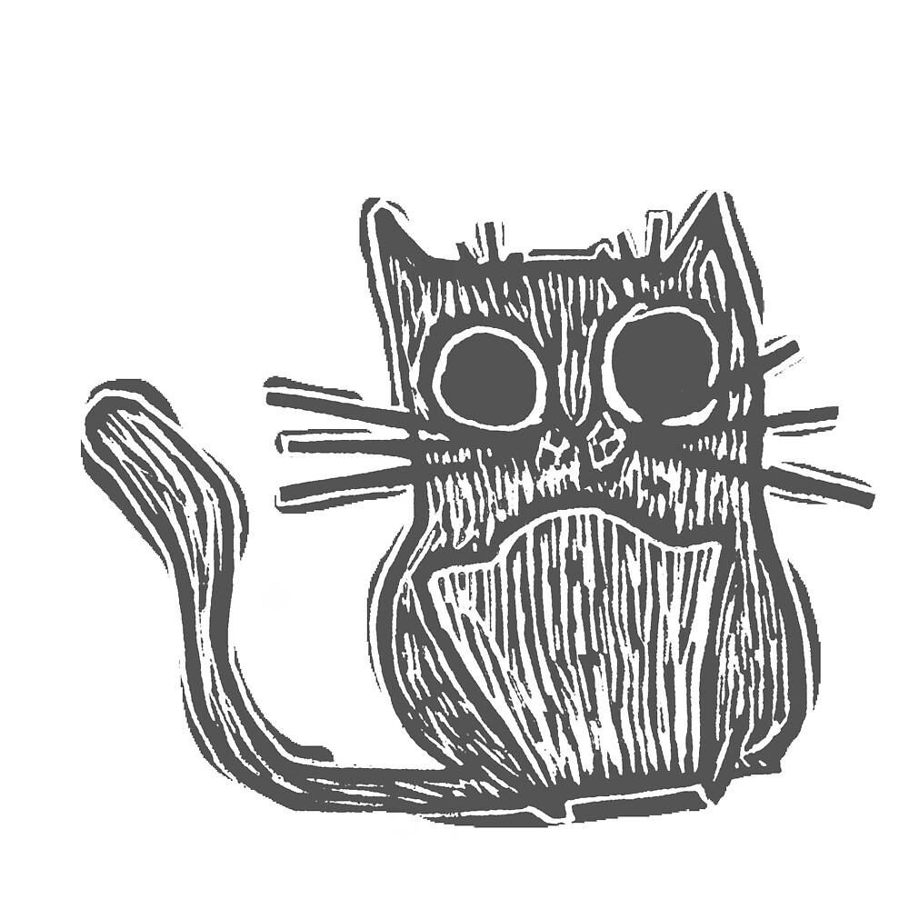 Feline Grey  by Garrett Ross