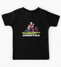 Camiseta para niños Undertale