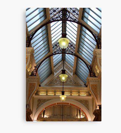 Victorian skylight Canvas Print