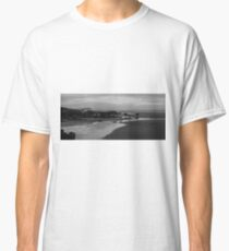 Low Tide Near Pebbly Beach Classic T-Shirt