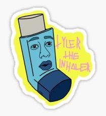 Tyler the Inhaler Sticker