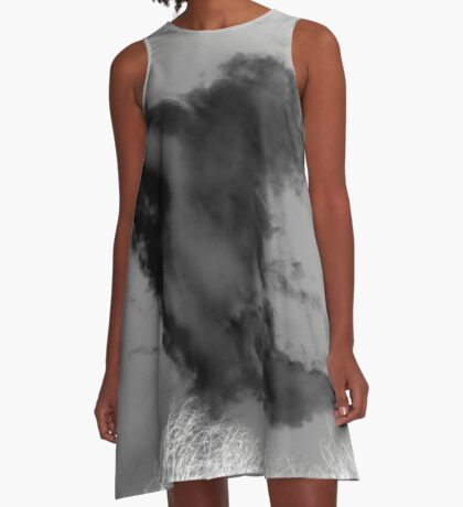 weathering the storm ... A-Line Dress