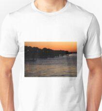 Summer Sunset Serenity Photograph  T-Shirt