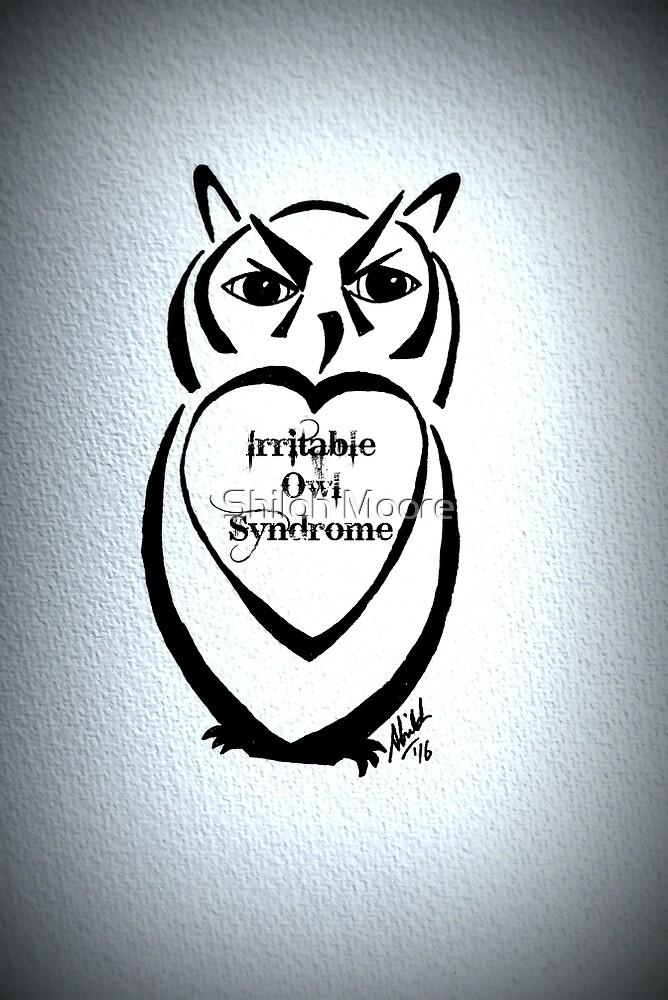 Irritable Owl Syndrome by Shiloh Moore