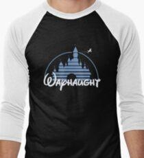 WayHaught - DlSNEY Version.  Men's Baseball ¾ T-Shirt