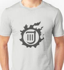 Final Fantasy 14 logo BRD Unisex T-Shirt