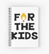 For The Kids Spiral Notebook