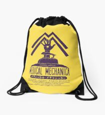 Medical Mechanica Drawstring Bag