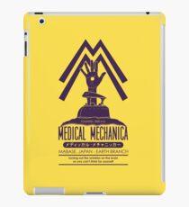 Medical Mechanica iPad Case/Skin