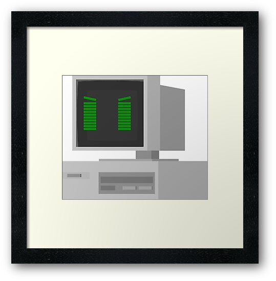 Angry Computer by Maxr00
