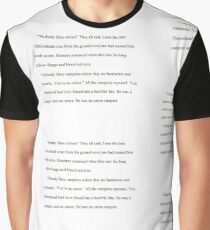 Onionhead: First Paragraph Graphic T-Shirt