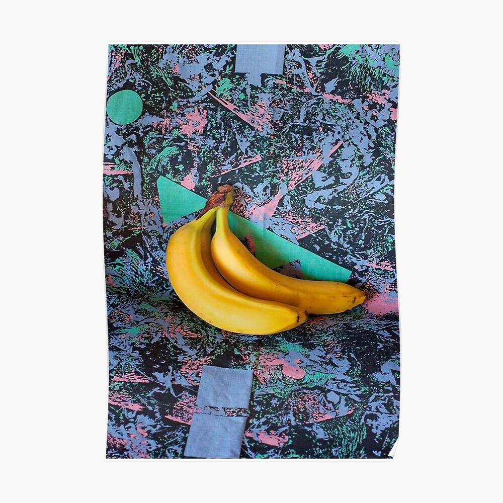 Banana Scandal Nights Poster