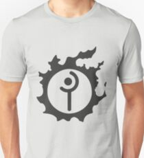 Final Fantasy 14 logo WHM Unisex T-Shirt