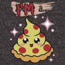 I'm A Pizza  by thunderesque