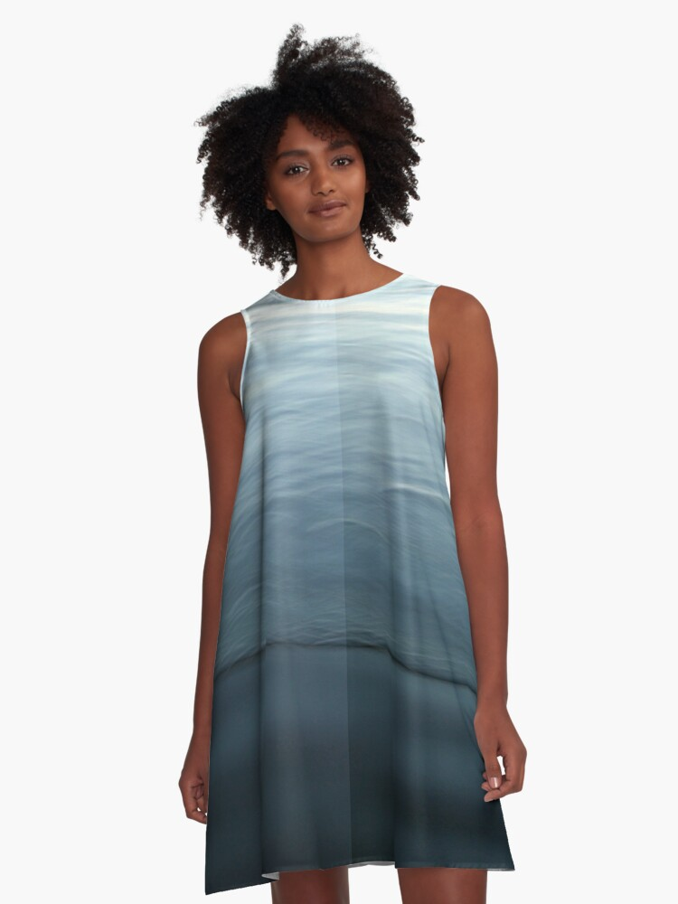 Come Together A-Line Dress Front