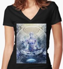 Awake Could Be So Beautiful, 2011 Women's Fitted V-Neck T-Shirt