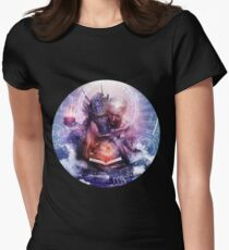 Perhaps The Dreams Are Of Soulmates Women's Fitted T-Shirt