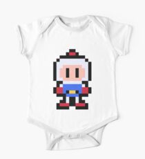 Pixel Bomberman Kids Clothes