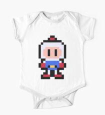 Pixel Bomberman One Piece - Short Sleeve