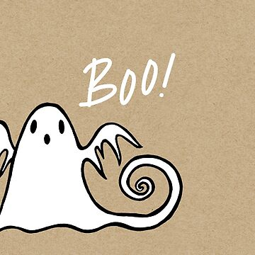 Boo! by prettycritters