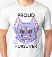 Proud Fursuiter T-shirt (REMADE) Unisex T-Shirt