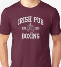 IRISH PUB BOXING Unisex T-Shirt