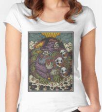 Wild Wiz Women's Fitted Scoop T-Shirt