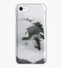 FOREST INUYASHA ABSTRACT iPhone Case/Skin