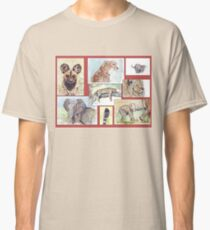 Lodge décor – South African wildlife collection Classic T-Shirt