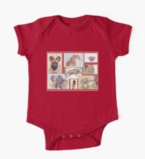 Lodge décor – South African wildlife collection Kids Clothes