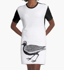 Stilts is the name.  Graphic T-Shirt Dress