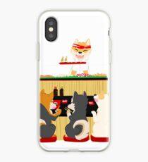 Happy Shiba Shirt iPhone Case