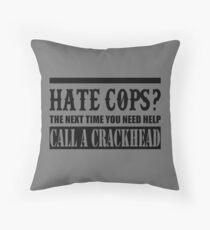 Cops? Throw Pillow