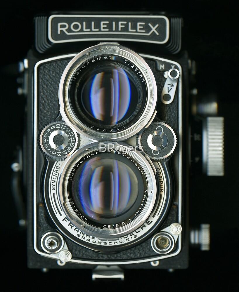 1956 ROLLEIFLEX 2.8D TWIN LENS REFLEX by BRogers