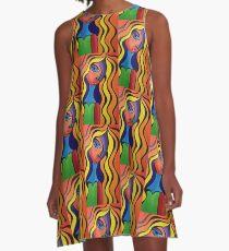 Lady A-Line Dress