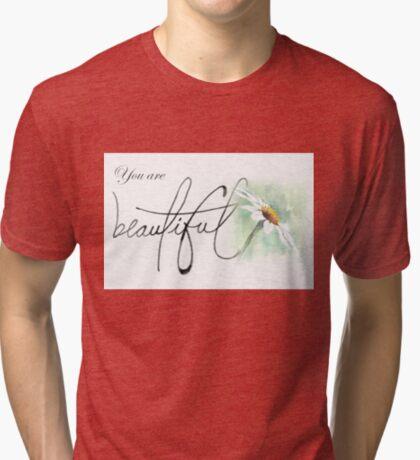 Du bist schön... Vintage T-Shirt
