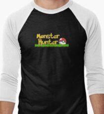 Monster Hunter Men's Baseball ¾ T-Shirt