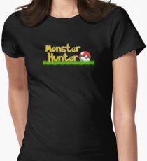 Monster Hunter Women's Fitted T-Shirt