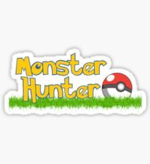 Monster Hunter Sticker